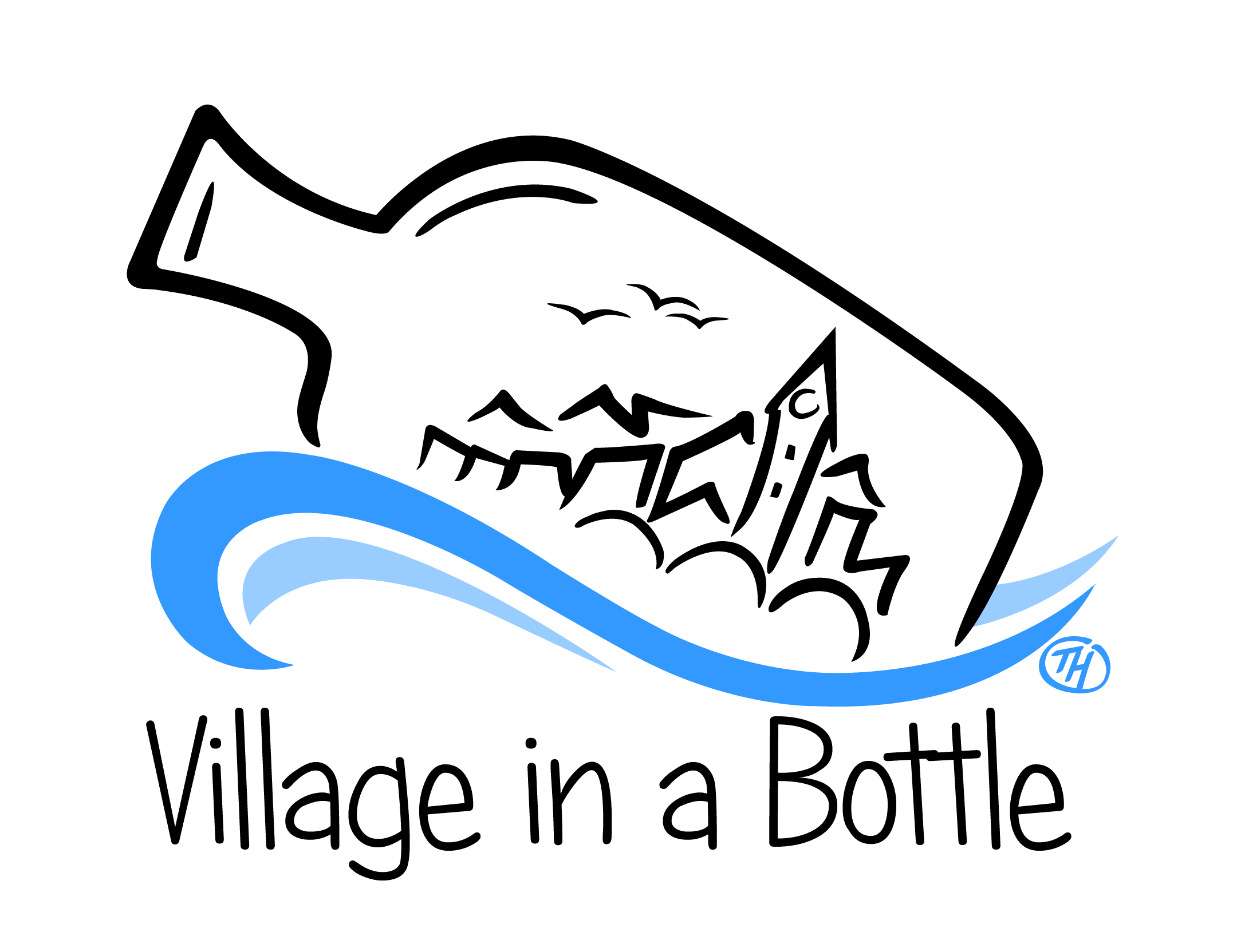Village in a Bottle